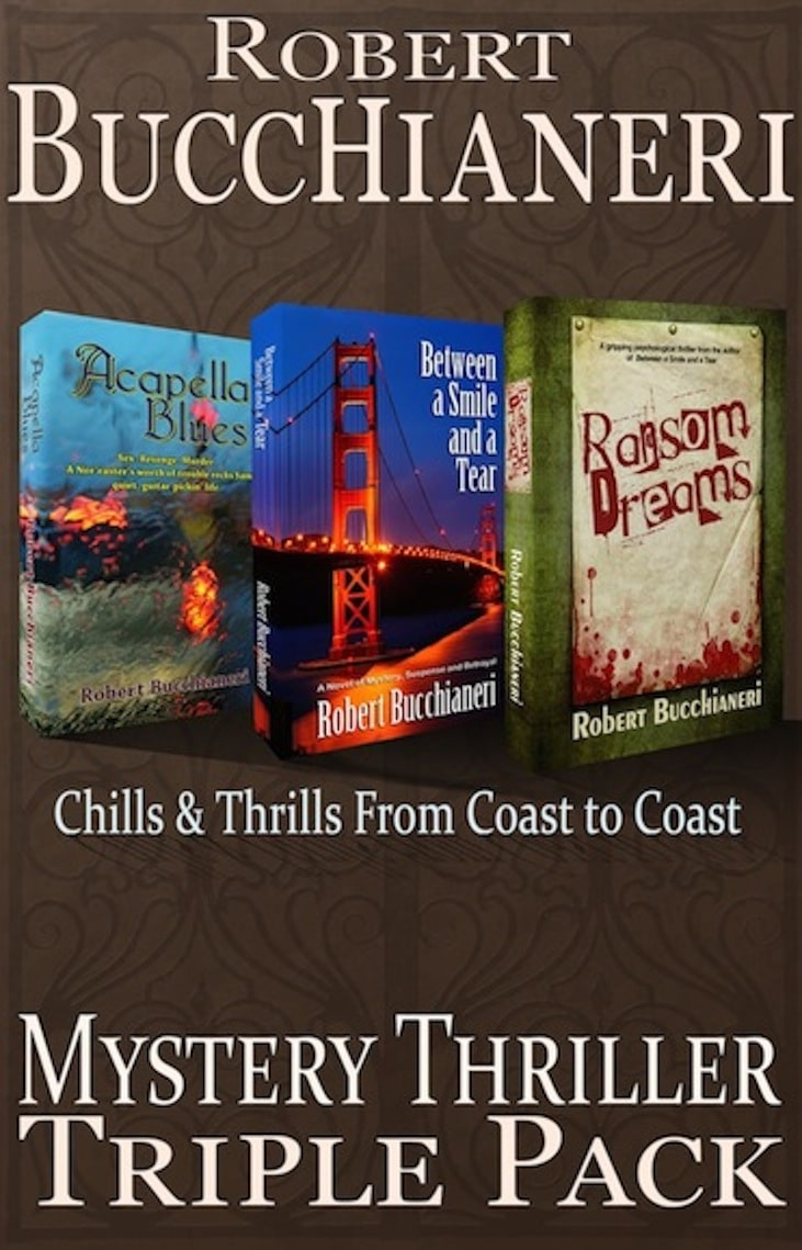 Mystery Thriller Triple Pack